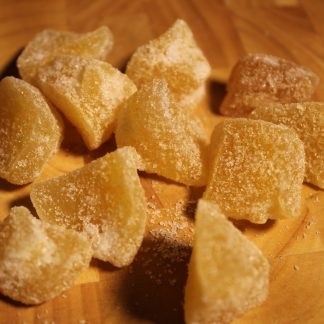 picture of crystallized ginger
